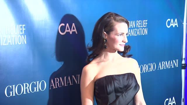 Kristin Davis at Sean Penn Friends HELP HAITI HOME A Gala to Benefit J/P Haitian Relief Organization Presented by Giorgio Armani on 1/12/13 in Los...