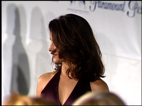 Kristin Davis at the 1997 Fire and Ice Ball on December 3 1997