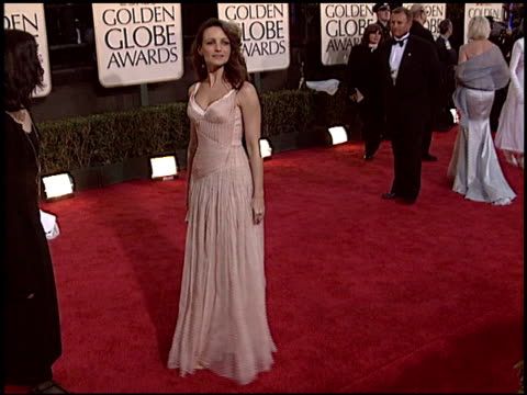 Kristin Davis at the 2004 Golden Globe Awards at the Beverly Hilton in Beverly Hills California on January 25 2004