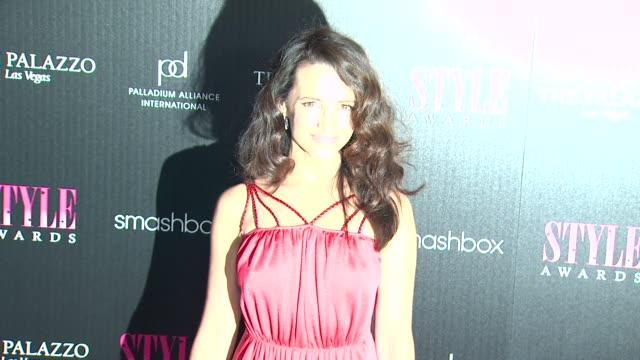 Kristin Davis at the 2011 Hollywood Style Awards at West Hollywood CA