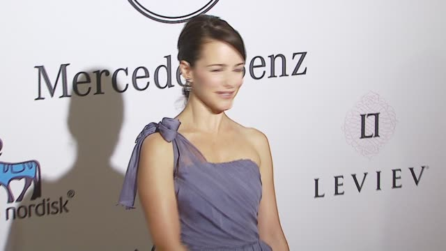 kristin davis at the mercedesbenz presents the 17th carousel of hope ball at the beverly hilton in beverly hills california on october 29 2006 - kristin davis stock videos and b-roll footage