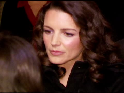 kristin davis at the oxfam annual fundraiser at esquire house 360 in beverly hills california on november 29 2006 - kristin davis stock videos and b-roll footage