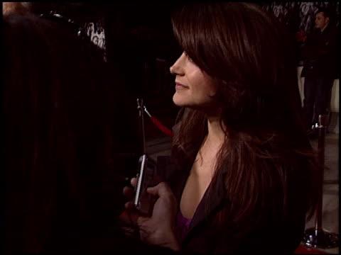 Kristin Davis at the 'Sin City' Premiere on March 28 2005