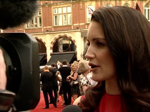 Kristin Davis on playing her character Charlotte York again at the 'Sex and the City The Movie' Premiere on May 12 2008