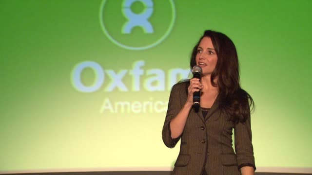 Kristin Davis on the event at the 'The OXFAM Party' At Esquire House LA at Los Angeles CA