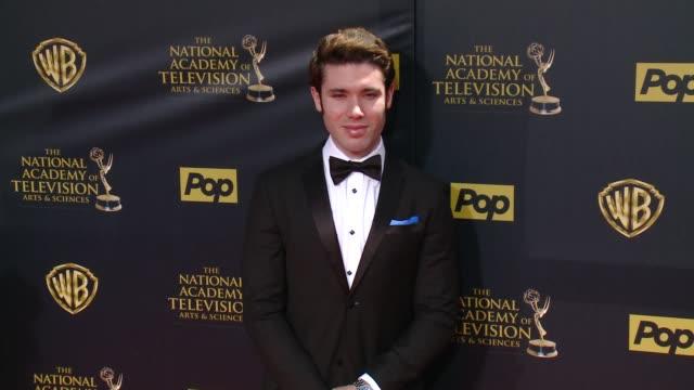 Kristos Andrews at 42nd Annual Daytime EMMY Awards at Warner Bros Studios on April 26 2015 in Burbank California