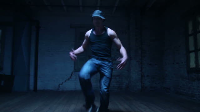 Krumping Dancer - Multi-Clip