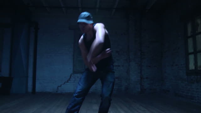 krumping dancer multi-clip - hip hop stock videos and b-roll footage