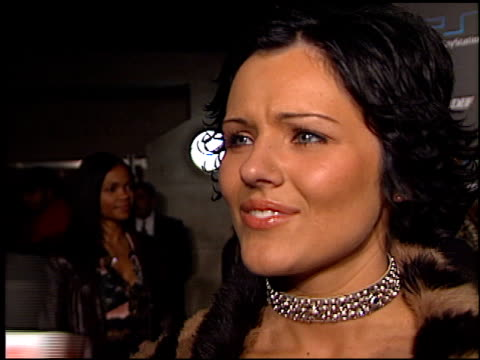 krystal harris at the playstation 2 grammy awards party at pacific design center in west hollywood california on february 25 2002 - pacific design center stock videos and b-roll footage