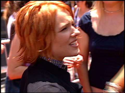krystal harris at the premiere of 'the country bears' at the el capitan theatre in hollywood california on july 21 2002 - el capitan theatre stock videos & royalty-free footage
