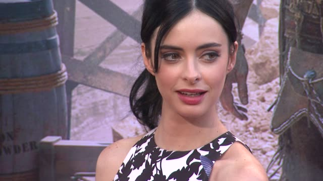 krysten ritter at the lone ranger los angeles premiere krysten ritter at the lone ranger los angeles pr at disney california adventure park on june... - the lone ranger 2013 film stock videos and b-roll footage