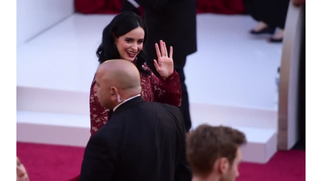 Krysten Ritter attends the 91st Annual Academy Awards at Hollywood and Highland on February 24 2019 in Hollywood California