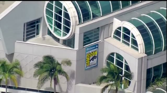 San Diego ComicCon Opening Day