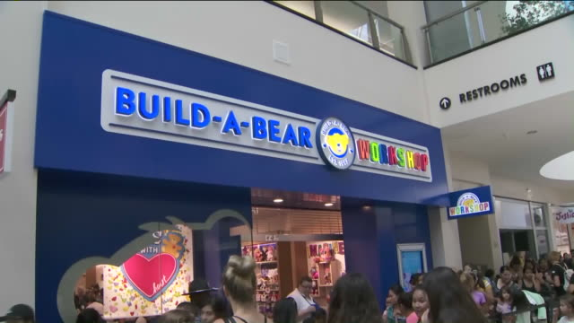 Image result for Build-A-Bear GETTY
