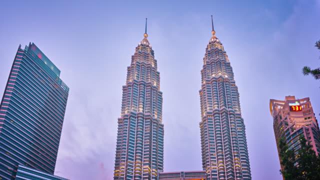 Kuala Lumpur. Petronas tower