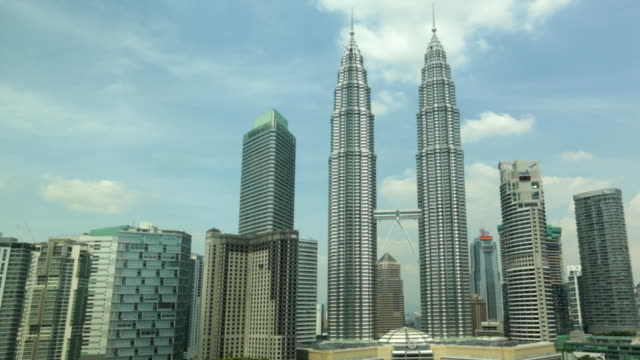 WS Kuala Lumpur skyline with Petronas Twin Towers.