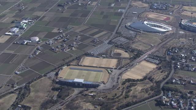 AERIAL, Kumagaya Sports & Culture Park, Japan