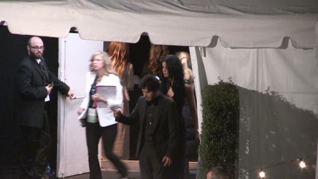 kunal nayyar neha kapur arrive at the sag awards after party at the shrine auditorium in los angeles celebrity sightings in los angeles ca on - shrine auditorium stock videos and b-roll footage