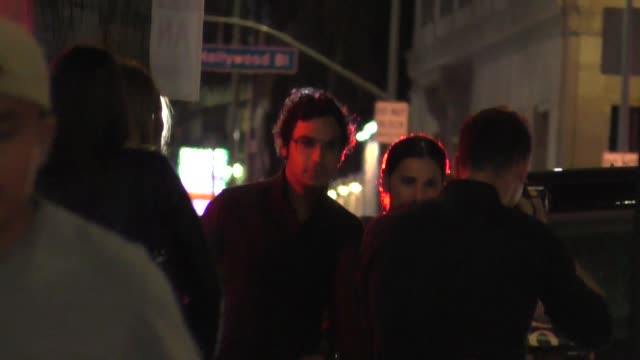 Kunal Nayyar Neha Kupar at the Audi Emmy Party in Hollywood in Celebrity Sightings in Los Angeles