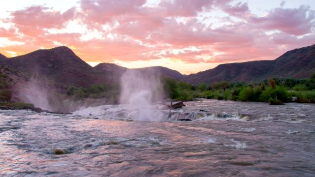 WS Kunene River At Dusk