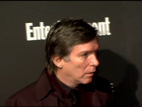 stockvideo's en b-roll-footage met kurt loder at the entertainment weekly's viewing party for 2006 academy awards at elaine's in new york, new york on march 5, 2006. - entertainment weekly
