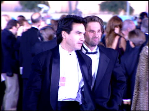 Kurt Russell at the 1996 Screen Actors Guild SAG Awards at Santa Monica Civic Auditorium in Santa Monica California on February 25 1996