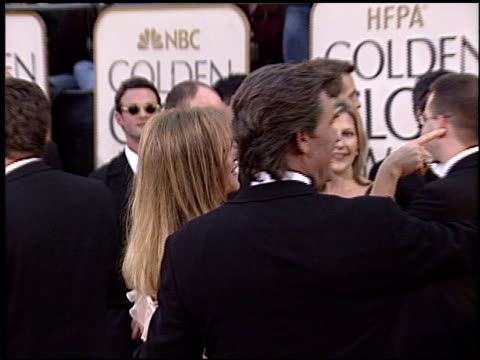 Kurt Russell at the 2003 Golden Globe Awards at the Beverly Hilton in Beverly Hills California on January 19 2003