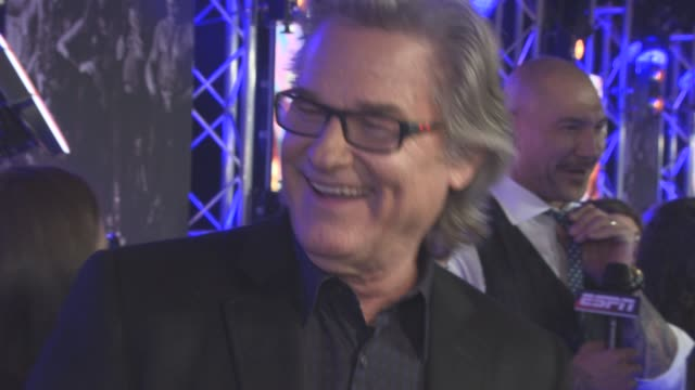 kurt russell at the european gala of 'guardians of the galaxy vol. 2' at eventim apollo on april 24, 2017 in london, england. - kurt russell stock videos & royalty-free footage