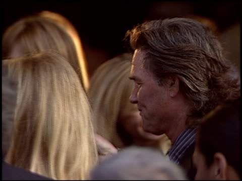 Kurt Russell at the 'Raising Helen' Premiere at the El Capitan Theatre in Hollywood California on May 26 2004