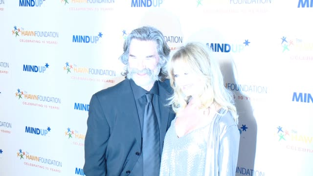 Kurt Russell Goldie Hawn at Goldie Hawn's Inaugural 'Love In For Kids' Benefitting The Hawn Foundation's MindUP Program Transforming Children's Lives...