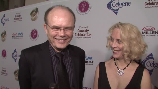 kurtwood smith on what the evening means to him personally, his fondest memory of peter boyle, what he's most looking forward to during the show at... - peter boyle stock videos & royalty-free footage