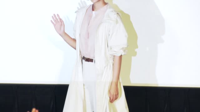 kwai lun mei and joey lee attend commercial event on september 29 2020 in taipei taiwan of china - commercial event stock videos & royalty-free footage