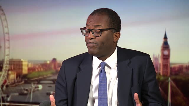 """kwasi kwarteng saying he is focused on getting the uk """"away from a reliance on fossil fuels"""" - party social event stock videos & royalty-free footage"""
