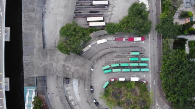 Kwun tong ferry port Bus terminal