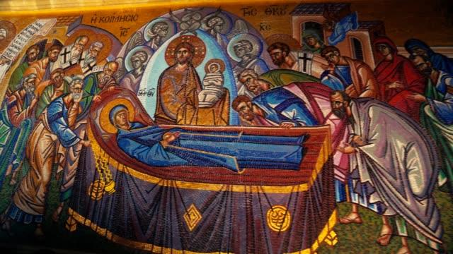 キッコー修道院キプロス - キプロス共和国点の映像素材/bロール