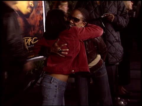 vídeos y material grabado en eventos de stock de kyla pratt at the 'tupac: resurrection' premiere at the cinerama dome at arclight cinemas in hollywood, california on november 4, 2003. - arclight cinemas hollywood