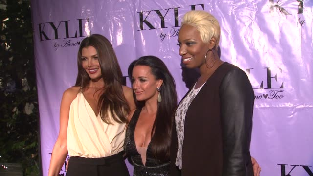 Kyle By Alene Too Grand Opening Party Beverly Hills CA United States 10/11/12