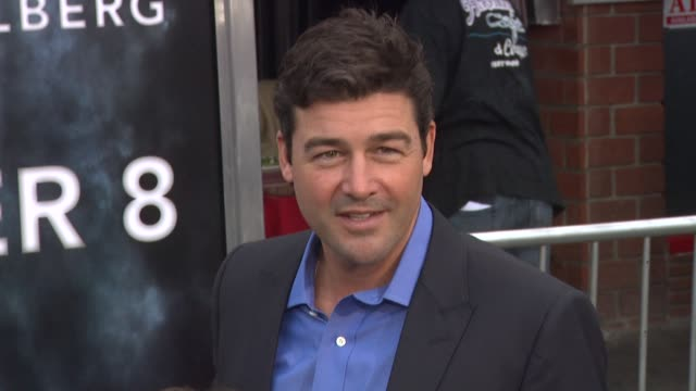 Kyle Chandler at the 'Super 8' Premiere at Westwood CA