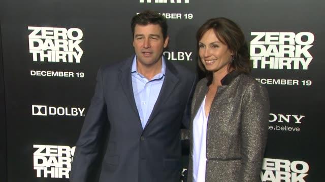 Kyle Chandler at Zero Dark Thirty Los Angeles Premiere on12/10/12 in Los Angeles CA