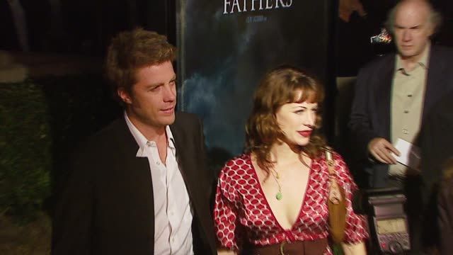 vídeos y material grabado en eventos de stock de kyle eastwood and alison eastwood at the 'flags of our fathers' los angeles premiere at academy of motion picture arts & sciences in los angeles,... - academy of motion picture arts and sciences