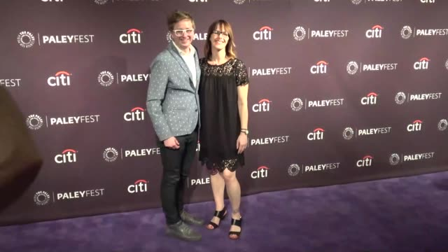Kyle Jarrow Anna Fricke at The Paley Center For Media's 11th Annual PaleyFest Fall TV Preview of 'Valor' on September 09 2017 in Beverly Hills...