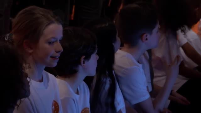 """vidéos et rushes de kylian mbappe launching the kylian mbappe foundation in paris - """"bbc news"""""""