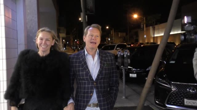 interview kym johnson carson kressley comment on the justin timberlake alisha wainwright pda controversy outside craig's restaurant in west hollywood... - justin timberlake stock-videos und b-roll-filmmaterial