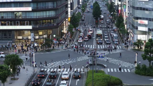 T/L 8K Kyoto City crossing