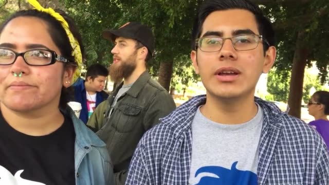 kyra kocharian age 19 juan henriquez age 18 ana fernandez age 44 special education assistant andmario correa age 40 speak about the recent... - special education stock videos & royalty-free footage