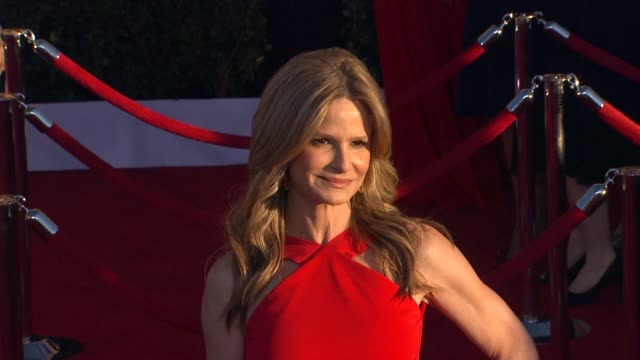 Kyra Sedgwick at 18th Annual Screen Actors Guild Awards Arrivals on 1/29/12 in Los Angeles CA