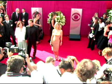 Kyra Sedgwick at the 2005 Emmy Awards at the Shrine Auditorium in Los Angeles California on September 18 2005