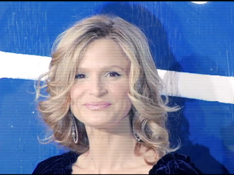 kyra sedgwick at the ifp's 15th annual gotham awards arrivals at pier 60 at chelsea piers in new york new york on november 30 2005 - chelsea piers stock videos & royalty-free footage