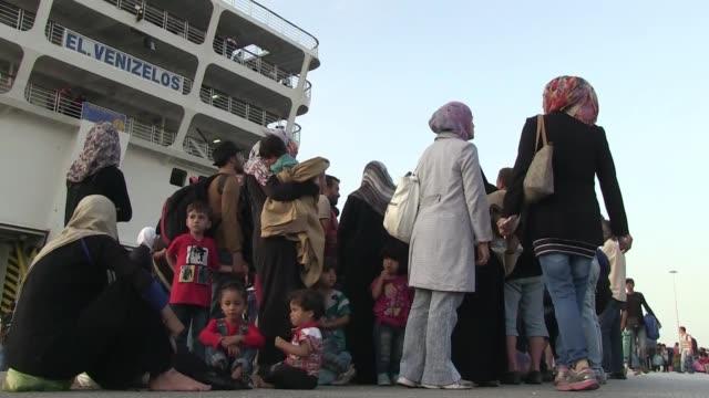 La canciller alemana aseguro este lunes que el flujo de migrantes cambiara su pais que ha flexibilizado su política de asilo con los refugiados sirios