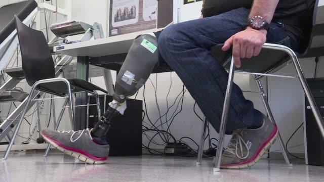 La ciencia da un paso adelante hacia la rehabilitacion de amputados